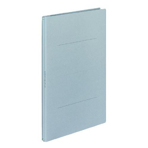 ガバットファイル(紙製) A4 青 [フ-90B]