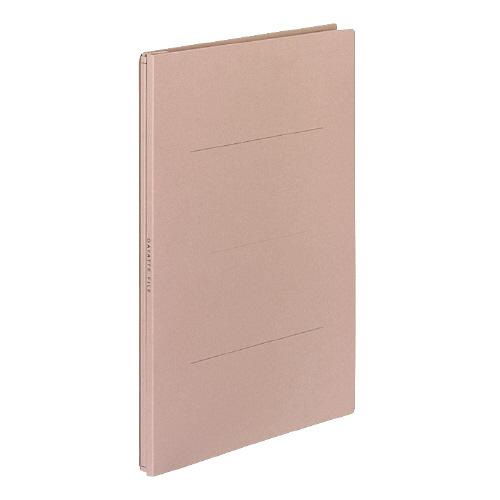 ガバットファイル(紙製) A4 ピンク [フ-90P]