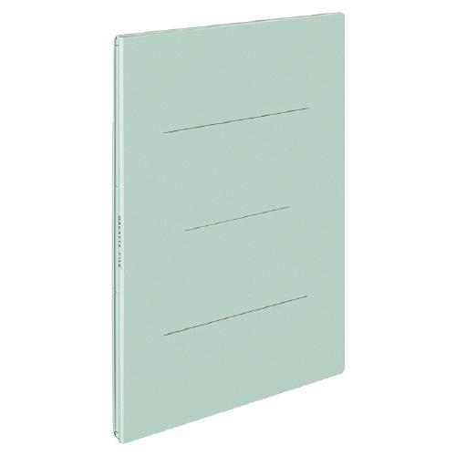 ガバットファイル(紙製) A4 緑 [フ-90G]