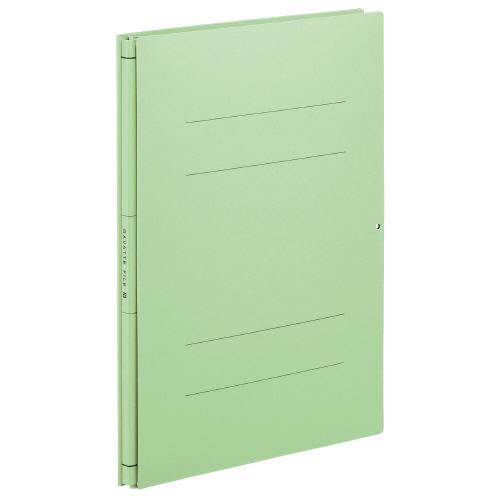 ガバットファイル(中抜き) A4 緑 [フ-VN90G]