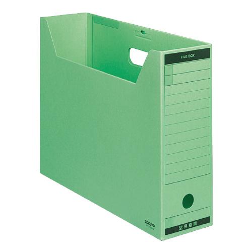 ファイルボックス-FS<Bタイプ>B4 緑 [B4-LFBN-G]