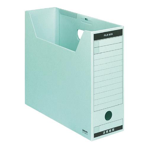 ファイルボックス-FS<Bタイプ>A4 青 [A4-LFBN-B]