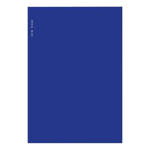 スリムアルバム A5変形(2段) ロイヤルブルー [ア-SL60-6]