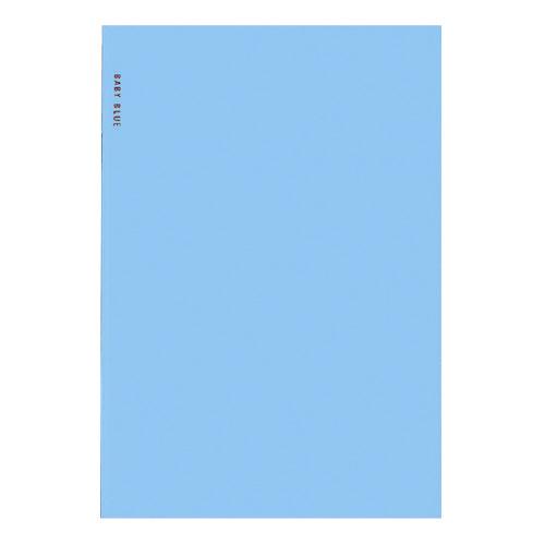 スリムアルバム A5変形(2段) ベビーブルー [ア-SL60-1]
