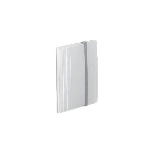 カードホルダー<ノビータ> ミニタイプ 透明 [メイ-N1212T]