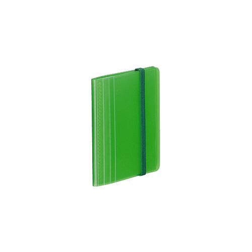 カードホルダー<ノビータ> ミニタイプ ライトグリーン [メイ-N1212LG]