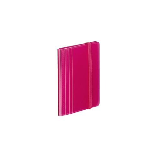 カードホルダー<ノビータ> ミニタイプ ピンク [メイ-N1212P]