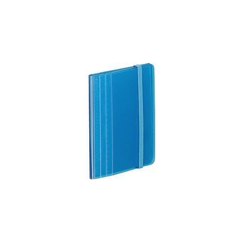 カードホルダー<ノビータ> ミニタイプ ライトブルー [メイ-N1212LB]