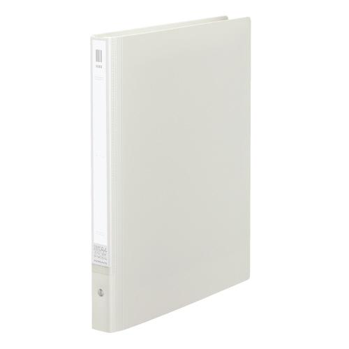 クリヤーブック<NEOS>(替紙式) A4 10P オフホワイト [ラ-NE720W]