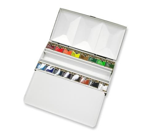 ホルベイン パンカラー16色セット[メタルボックス](PN681)