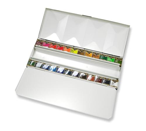 ホルベイン パンカラー24色セット[メタルボックス](PN682)