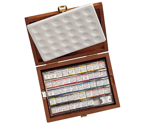 シュミンケ ホラダムハーフパン 48色セット[木箱](74548)