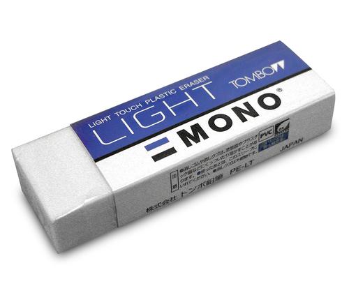 トンボ モノ消しゴム[ライト]PE-LT