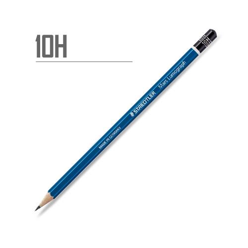 ステッドラー マルスルモグラフ製図用鉛筆 10H