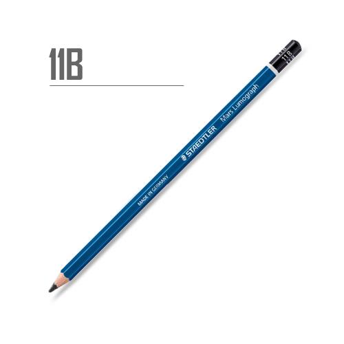 ステッドラー マルスルモグラフ製図用鉛筆 11B