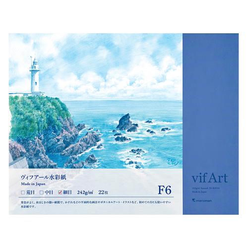 マルマン ヴィフアールブロック【細目】F6(B36VA)