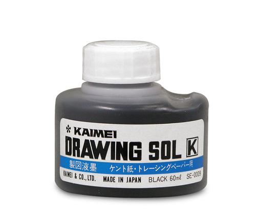 開明 ドローイングゾルK 60ml