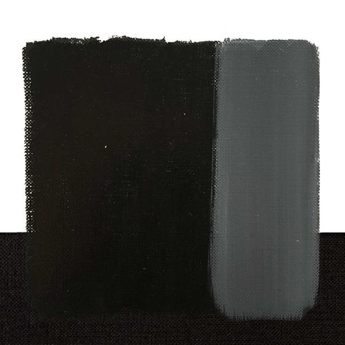 マイメリ ピューロ油絵具40ml 535アイボリーブラック