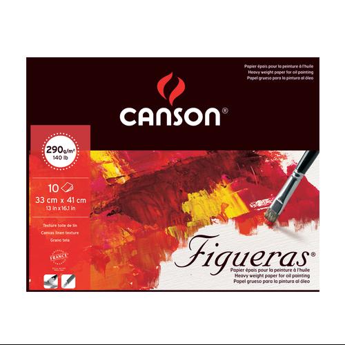 キャンソン フィゲラス パッド 330×410mm[857-222]
