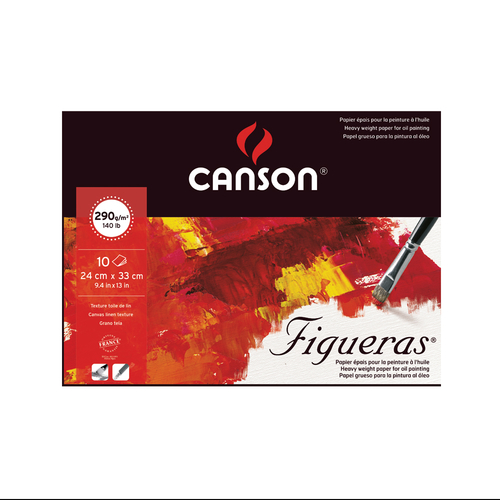 キャンソン フィゲラス パッド 240×330mm[857-221]