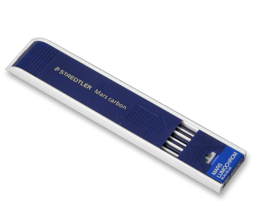 ステッドラー ホルダー芯 ルモクローム色芯[ブルー](204-3)