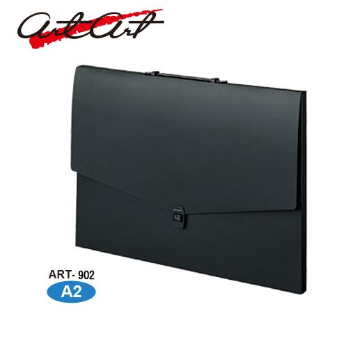 セキセイ アルタートケース A2[フラット]ブラック(ART-902-BK)