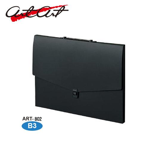 セキセイ アルタートケース B3[フラット]ブラック(ART-802-BK)