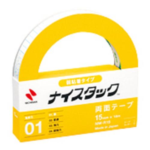 ニチバン ナイスタック[弱粘]15mmx18m(NW-R15)
