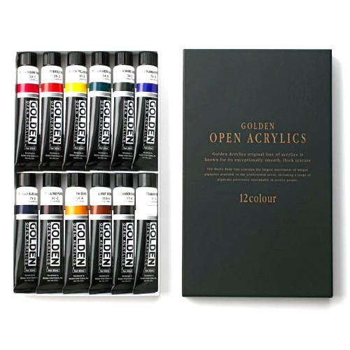 ゴールデン【OPEN】12色セット(60ml)