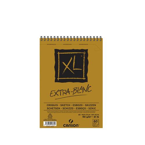 キャンソン XLエキストラホワイト A5