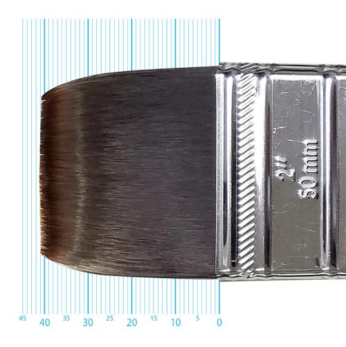 キャムロンプロ 510 (平刷毛) 2号