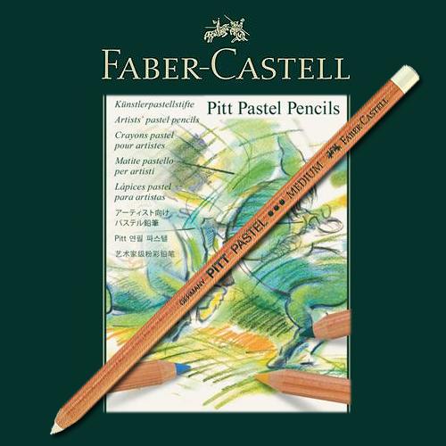ファーバーカステル ピットパステル鉛筆