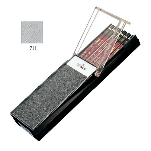 三菱 ハイユニ鉛筆 7H【ダース】