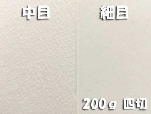 ワーグマン水彩紙(厚口・200g)4/6判四切:20枚