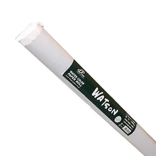 【ロール】ワトソン水彩紙(厚口・190g)1.13x10m巻