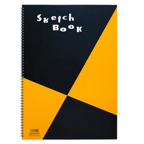 マルマン 図案スケッチブック A3(S115)