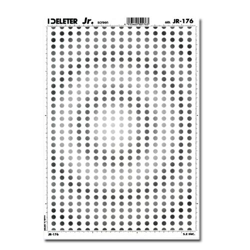 デリーター ジュニアスクリーン JR-176