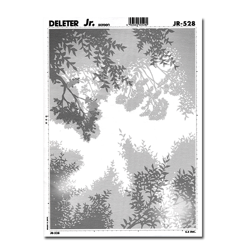デリーター ジュニアスクリーン JR-528