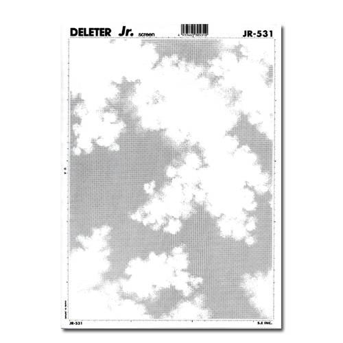デリーター ジュニアスクリーン JR-531