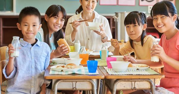 ワールドカップ×食育?好奇心が生まれる長野県松本市の給食