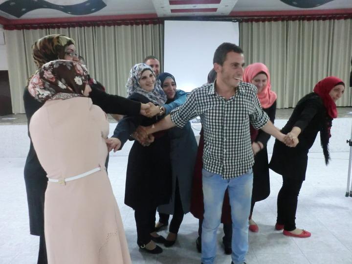 パレスチナ・広島 平和教育 意見交換会