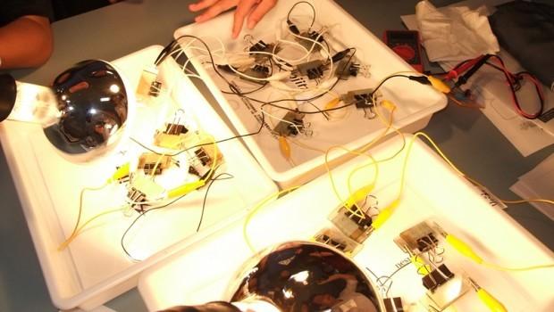 【沖縄:2月期】教員向け研修会:授業でできる、色素増感型太陽電池実験!