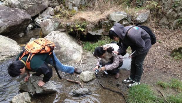 【沖縄:3月期】教員向け研修会:授業でできる、水質調査実験!