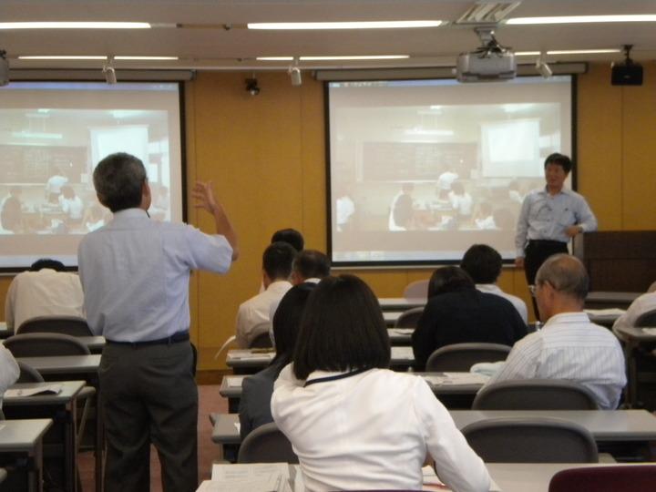 学び教育フォーラム 25年度 総会 第一回 例会