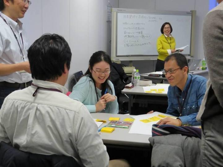 TOCfE教育関係者の勉強会 ~子どもたちが自ら学ぶ授業を目指して~ 2015年5月(午後の部)