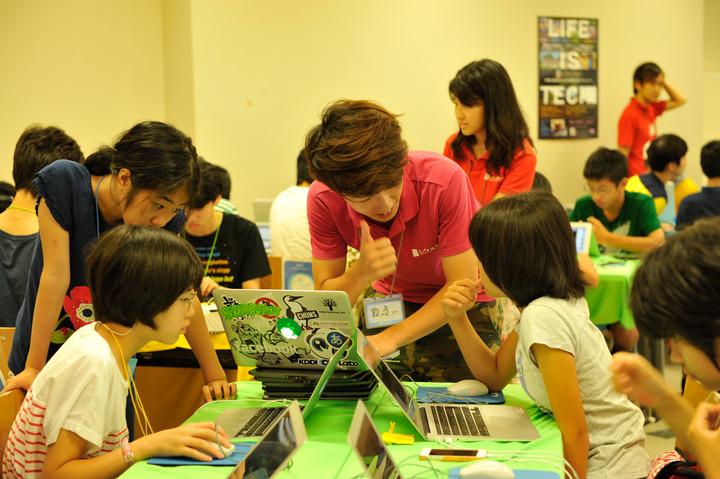 【マイクロソフト×Life is Tech!】先生向け無料プログラミング体験会@日本マイクロソフト本社(午前の部)