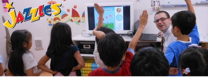 『子供用フォニックス新教材:第5回JAZZLESの説明会』