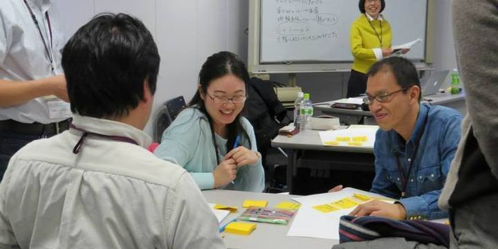 TOCfE教育関係者の勉強会 ~子どもたちが自ら学ぶ授業を目指して~ 2015年6月(午前の部)
