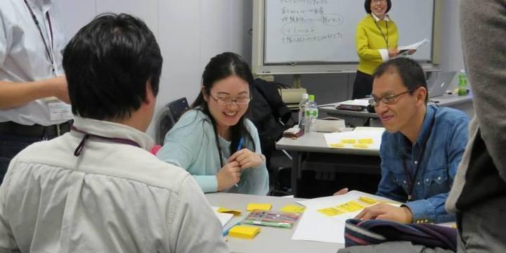 TOCfE教育関係者の勉強会 ~今回のテーマ「対立を解消する」~ 2015年6月(午後の部)