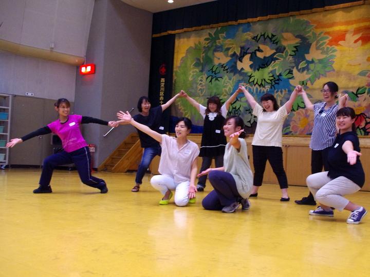 子どもの自己表現力やコミュニケーション能力を高める ボディパーカッション教育』入門編 子どものやる気を引きだすセミナーIN大阪